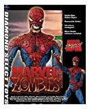 zombie hulk marvel select - Marvel Select Zombie Spider-Man Figure - Marvel Zombies Comic Series