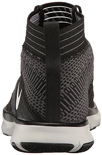 Nike Mens Free Training Scarpe Da Allenamento Nero / Grigio Scuro / Puro Platino / Bianco