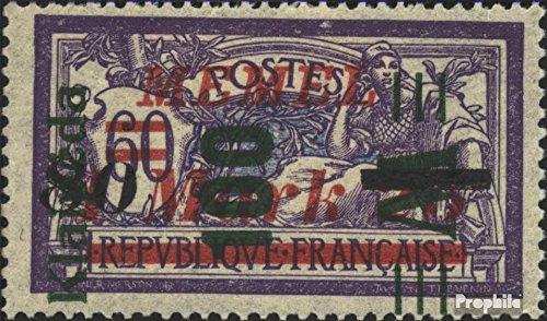 Prophila Collection Memelgebiet 164 geprüft 1923 Aushilfsausgabe (Briefmarken für Sammler)
