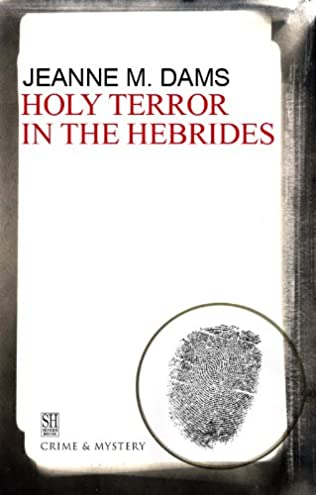 book cover of Holy Terror in the Hebrides