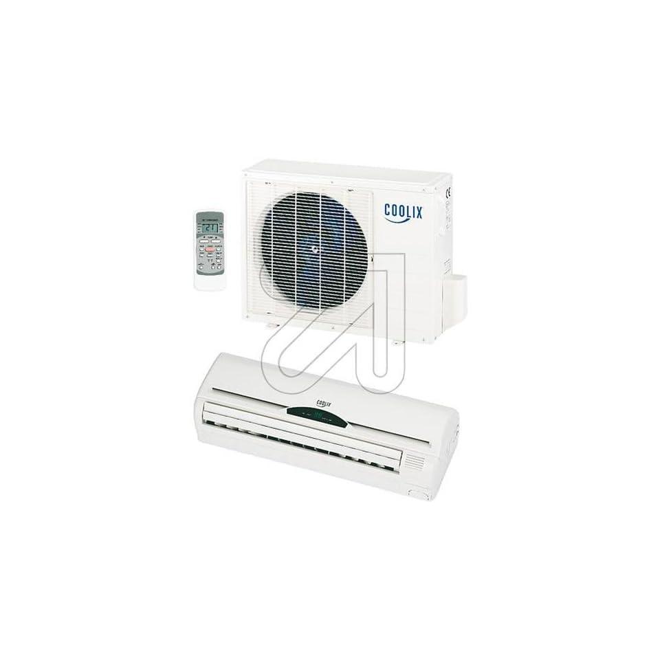 Inverter Split Klimaanlage 4 Meter Leitung Easy Quick