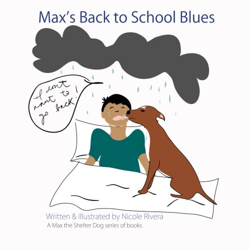Download Max's Back to School Blues PDF