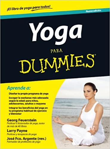 Yoga para Dummies (For Dummies) (Spanish Edition): Larry ...
