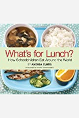 What's for Lunch? by Andrea Curtis (2012-06-28) Paperback