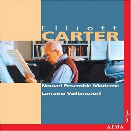Carter: Clarinet Concerto, Triple Duo, Enchanted Preludes, Con leggerezza pensosa, Gra, Riconoscenza per Goffredo Petrassi, 90+, Esprit rude/Esprit doux I and II (2002-07-09)