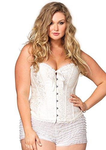 (Leg Avenue Women's Plus Size Sasha Corset)