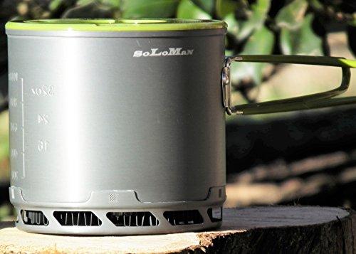 heat exchanger pot - 2