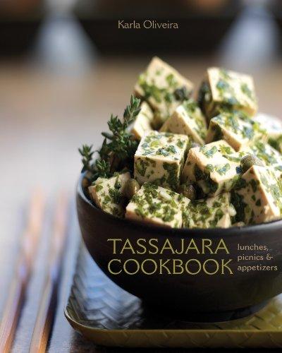 Tassajara Cookbook: Lunches, Picnics & Appetizers -