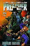 capa de Preacher - Histórias Antigas - Volume 4