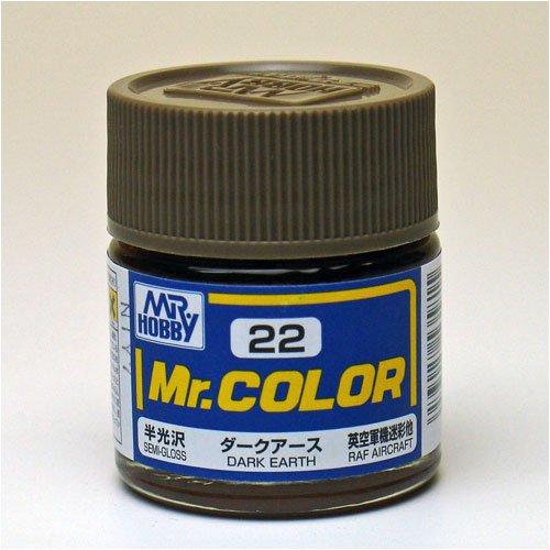 Mr.カラー C22 ダークアース