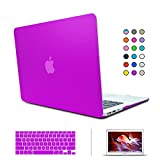 ICE FROG Rubberized Coated Case +Keyboard Skin +Screen Protector for MacBook Air 11
