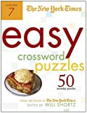 Easy Crossword Puzzles, New York Times Staff, 0312352611