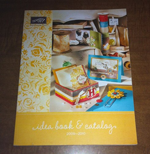 Stampin' Up! Idea Book & Catalog 2009-2010 ()