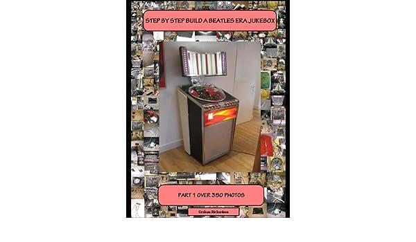 Amazon com: Step By Step Build A Beatles Era Jukebox (Step