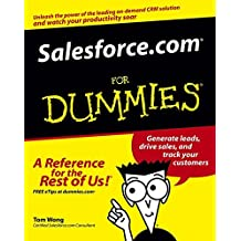 Salesforce.com For Dummies