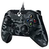 PDP 048-082-NA-CM00 Stealth Series Wired Controller for Xbox One, Xbox One X and Xbox One S, Phantom Black