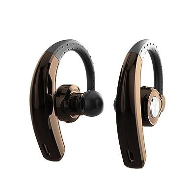 Alfheim HD - Auriculares Bluetooth inalámbricos con caja de carga para Apple iPhone, Samsung,