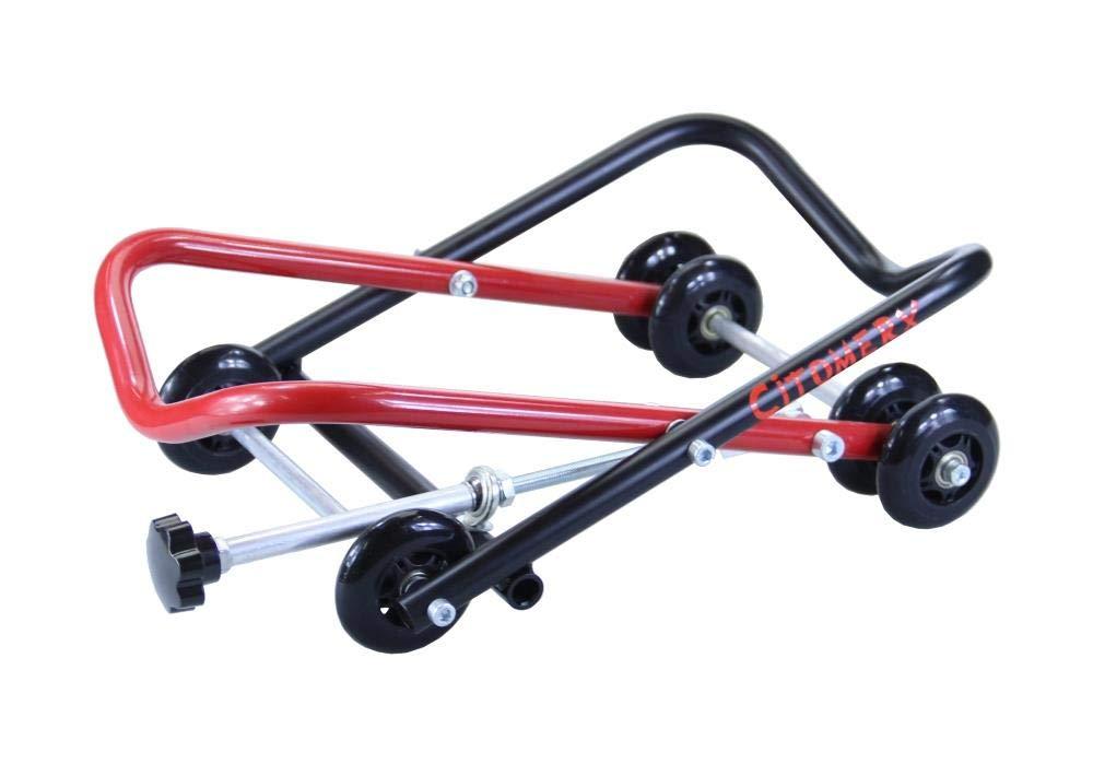 Motorrad Radwechselprofi Radwechsel-Hilfe Montagest/änder Reifen Rangierhilfe