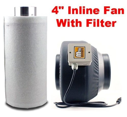 4 blower and carbon filter - 3