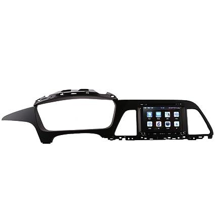 Amazon com: 8 Inch Touch Screen Car GPS Navigation for HYUNDAI