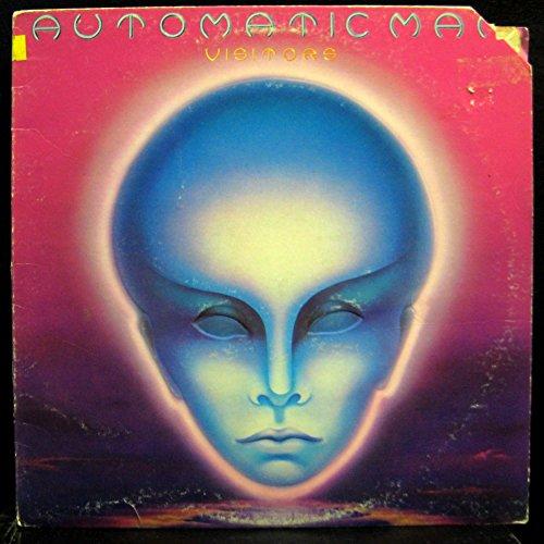 AUTOMATIC MAN VISITORS vinyl record
