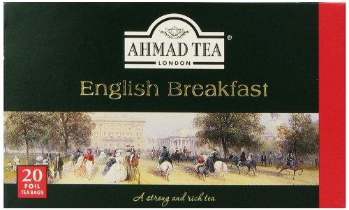 Ahmad Teas - English Breakfast Tea 1.4oz - 20 Tea Bags