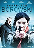 Tatort in Kiel: Borowski und der vierte Mann / die Frau am Fenster / der coole Hund / der stille Gast / der freie Fall (2010-2012)