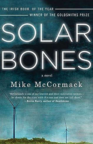book cover of Solar Bones