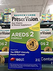 PreserVision AREDS 2 Eye Vitamin & Miner...