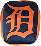 The Northwest Company MLB Detroit Tigers Cloud Logo Pillow, One Size, Multicolor