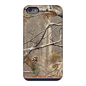 Apple Iphone 6 Plus Jyx21558YYoN Allow Personal Design Colorful Detroit Tigers Series Protective Hard Phone Cover -LeoSwiech