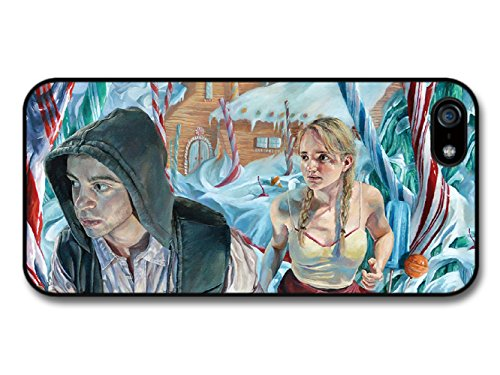 New Fairy Tale Hansel and Gretel Cool Illustration Realistic Style coque pour iPhone 5 5S