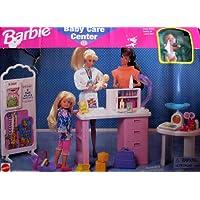 Barbie Baby Care Center Playset (1996 Arcotoys, Mattel)