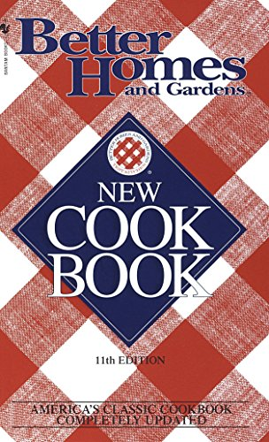 old betty crocker cookbook - 6