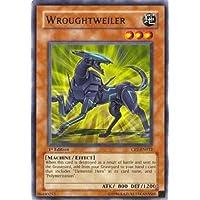Yu-Gi-Oh! - Wroughtweiler (CRV-EN012) - Cybernetic Revolution - Unlimited Edition - Rare