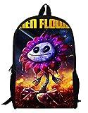 Kayisamo Plants vs Zombies 2 Game Cosplay Bookbag Shoulder Bag Backpack School Bag