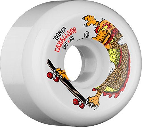 シーン精神医学進行中ボーンスケートパーク式Caballero Dragon p5 60 mmホイール