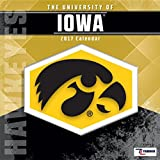 Cal 2017 Iowa Hawkeyes 2017 12x12 Team Wall Calendar