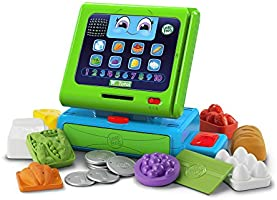 LeapFrog Count Along Cash Register (English Version)