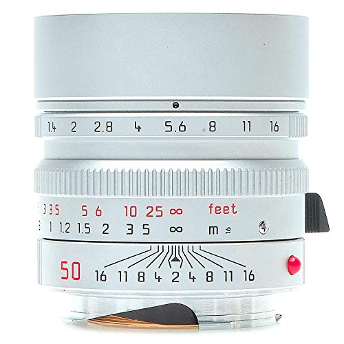 Leica 50Mm F 1 4 Summilux M Aspherical Manual Focus Lens  11892