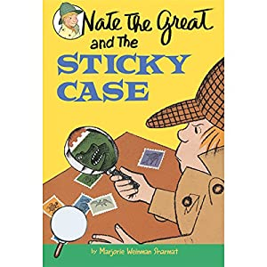 Nate the Great and the Sticky Case Audiobook