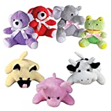 Zanies 21 Piece Toys Pack, Tiny,