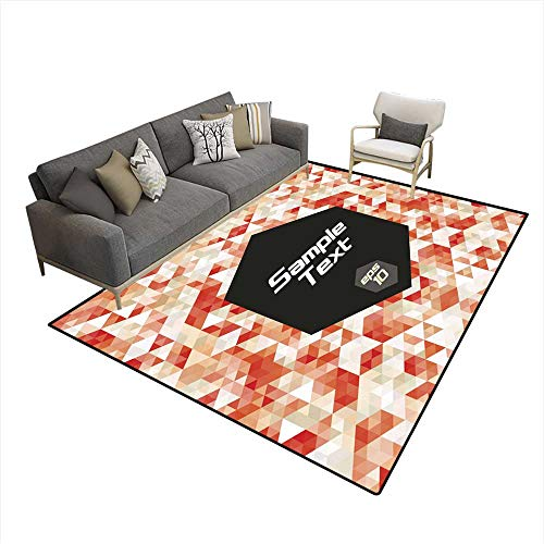 - Kids Carpet Playmat Rug Mosaic