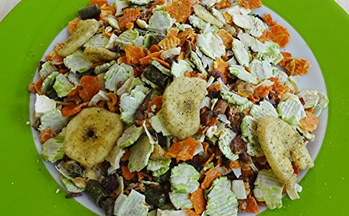 My Choice Hunde Ergänzungsfutter Obst + Gemüse Flocken | getreidefrei 10 kg Sack für gesunde Hunde