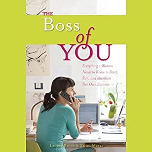 The Boss of You Audiobook