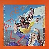 DIXIE DREGS Freefall CPN 0189 Sterling LP Vinyl VG++ Cover VG+
