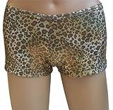 Capezio Bright Element Shorts, Charcoal Heather Grey, Intermed