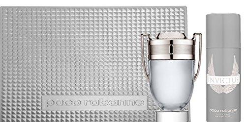 Paco Rabanne Invictus Deodorant Spray Gift Set ()