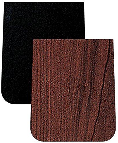 Monte Carlo MC5B03 52-Inch 5-Blade Set, 108-by-76-mm Hole Pattern, Black and Walnut