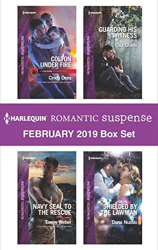 Harlequin Romantic Suspense February 2019 Box Set (English Edition)